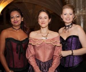 Aneela Rose PR Guildhall Gothic