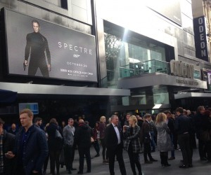 Aneela Rose PR at James Bond Film Spectre