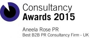 Best B2B PR Consultancy Firm - UK