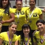 Aneela Rose Underground Team