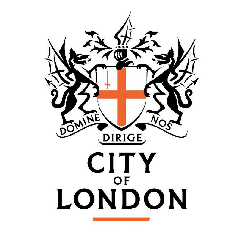 city of london logo tourism leisure pr