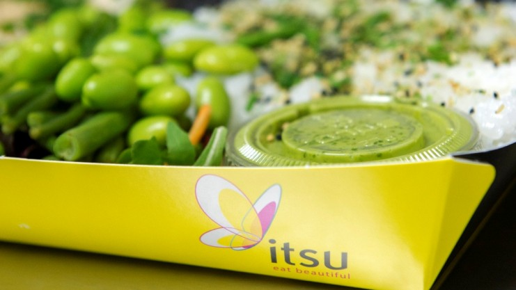 itsu logo pr for food